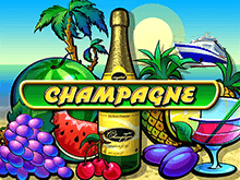 Шампанское в казино 777