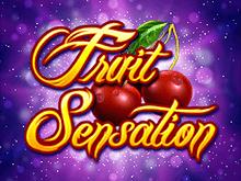Азартная игра Fruit Sensation онлайн